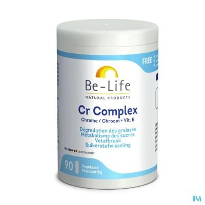 Cr Complex Minerals Be Life Gel 90
