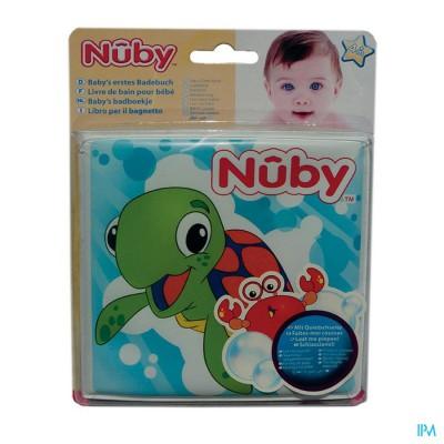 Nûby Baby's Badboekje - 6m+