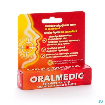 Oralmedic Tegen Aften Applicator 3