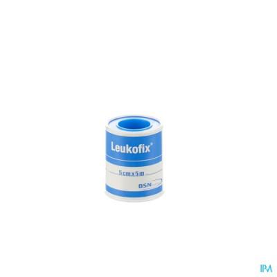 Leukofix Deksel Kleefpleister 5,00cmx5m 1 0212400