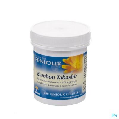 Bambou Tabashir Gel 200