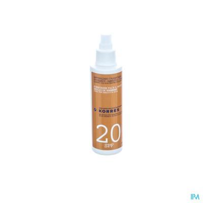 Korres Ks Sun Spray Yogourt Ip20 150ml