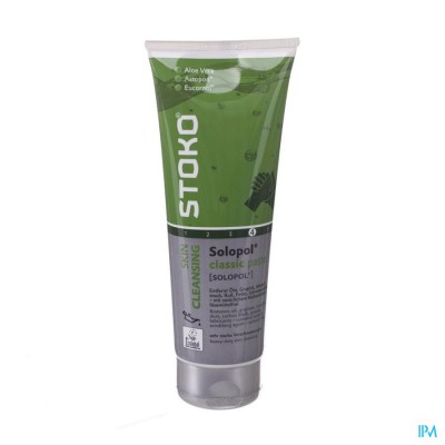 Solopol Classic Skin Cleansing Tube 250ml