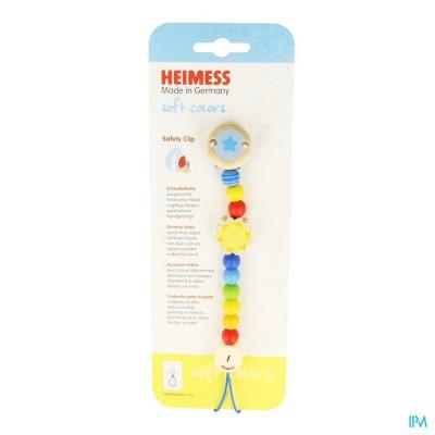 Heimess Fopspeenketting Hout Zon H736340