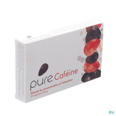 Pure Cafeine V-caps 30