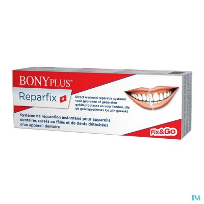 Bonyplus Dental Reparfix Herstellingskit Gebit