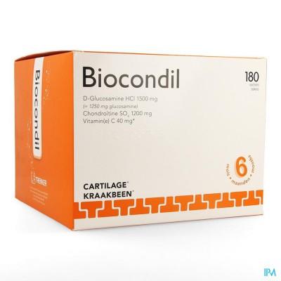 Biocondil Nf Zakje 180 Verv.2641199