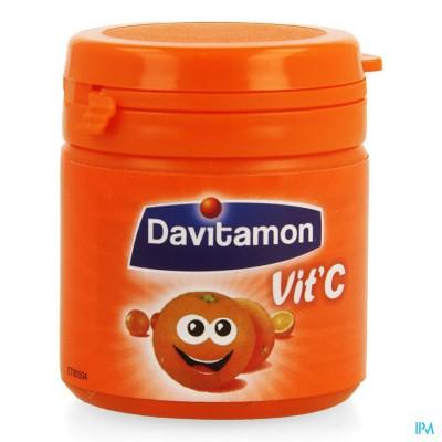 Davitamon Vit C Kinderen 60