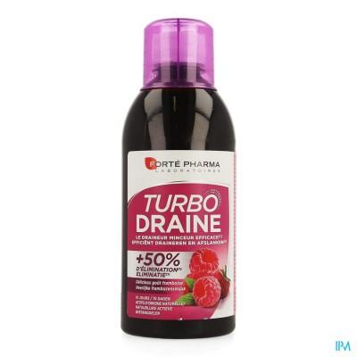 Turbodraine Framboos 1x500ml