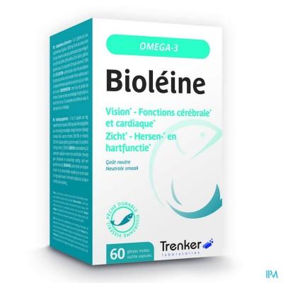 Bioleine Omega 3 Caps 60