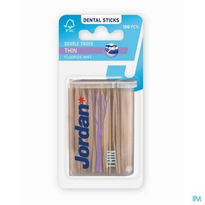 Jordan Dental Stick Dun Fluoride