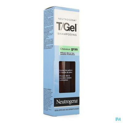 Neutrogena T Gel Sh Anti Roos 250ml