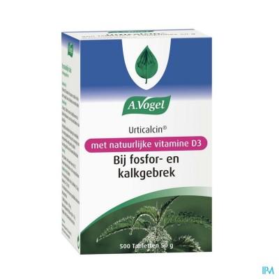 A.Vogel Urticalcin 500 tabletten