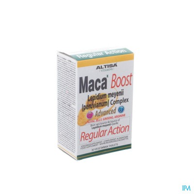 Altisa Maca Boost Cplx Advanced Tabl 30