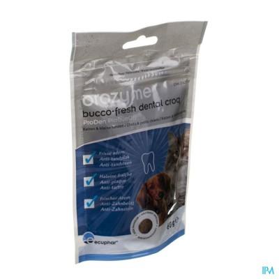 Orozyme Bucco-fresh Dental Croq Dog&cat <10kg 60g