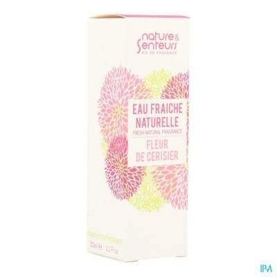 Eau Fraiche Naturelle Fleur Cerisier 30ml
