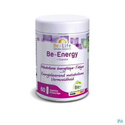 Be Energy Be Life V-caps 60