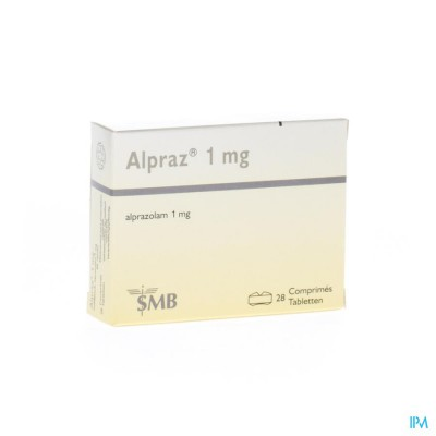 Alpraz Comp 28x1,0mg