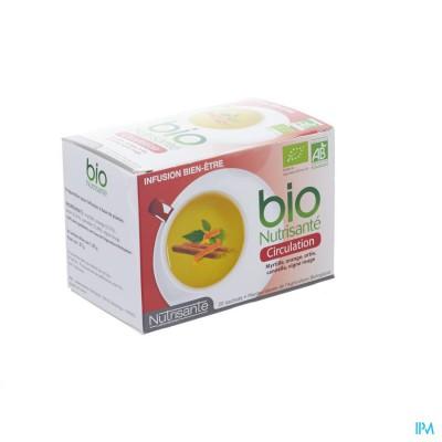 Infusie Bio Bloedsomloop Zakje 20