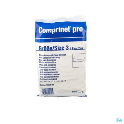 Comprinet Pro Thigh Kous A/embolie T3 1paar4633700