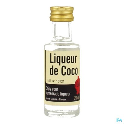 Lick Creme De Coco 20ml
