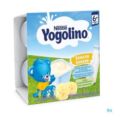 Nestle Yogolino Banana 4x100g