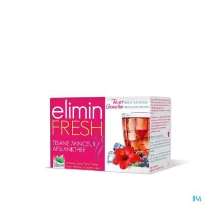 Elimin Fresh Hibiscus- Rode Vruchten Tea-bags 24