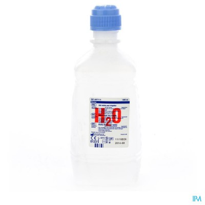 Bx Viapack Water Vr Irrig. 1000ml
