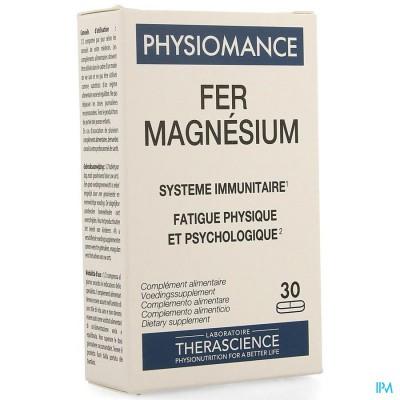 Ijzer Magnesium Comp 30 Physiomance Phy273
