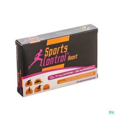 Sportscontrol Boost Blister Tabl 2x15