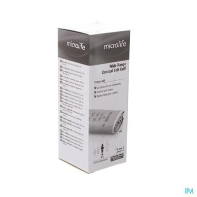 Microlife Manchet Bloeddrukm. M/l Soft Conic.cuff