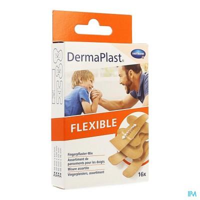 Dermaplast Flexible Vingers 4t 16