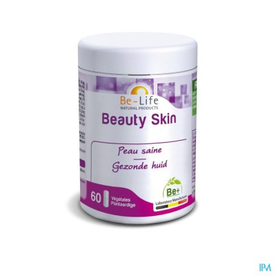 Beauty Skin Be Life Pot Caps 60