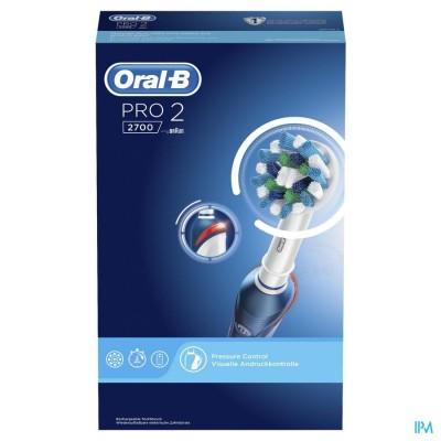 Oral B Tandenb Elec. Pro 2700