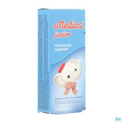 Medica Junior Zuigtabl 30