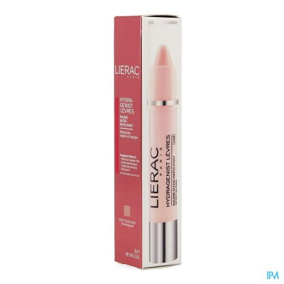 Lierac Hydragenist Lippenbalsem Roze Stick 3g