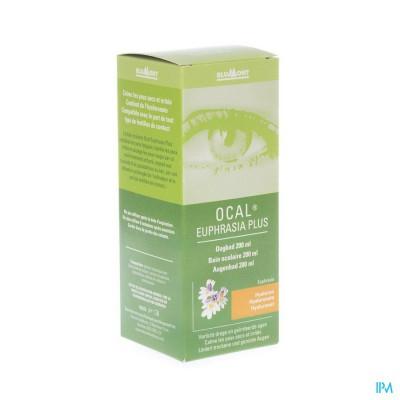 Ocal Euphrasia Plus Oogbad 200ml