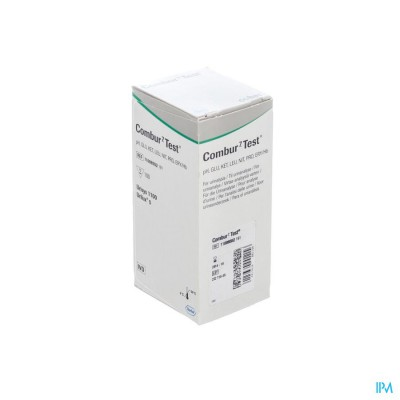 Combur 7 Test Strips 100 11008552191