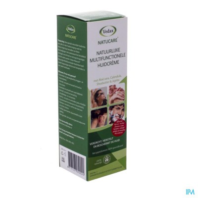 Natucare Huidcreme Multifunctioneel 100ml