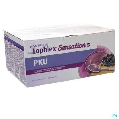 Pku Lophlex Sensation 20 Juicy Bessen 36x109g