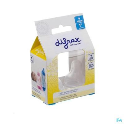 Difrax Flessenspeen Natural Medium 672