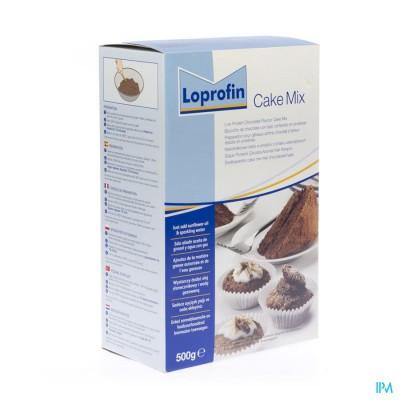 Loprofin Cake Mix Chocolade Pdr 500g