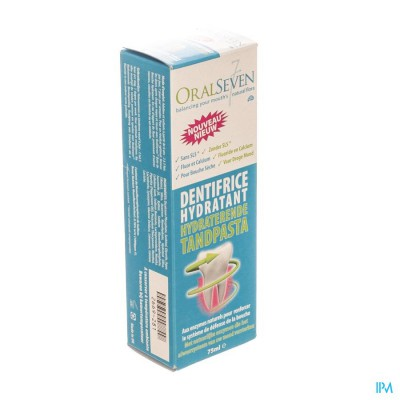 Oralseven Tandpasta 75ml