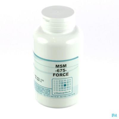 Msm-675-force Caps 90