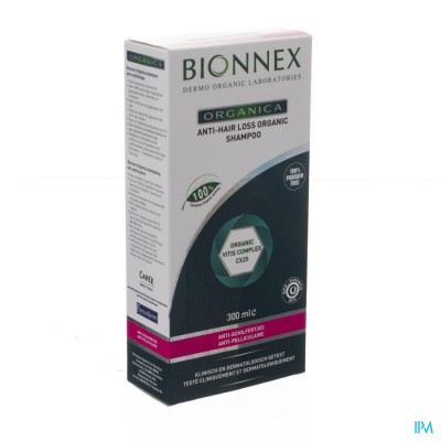 Bionnex Organica A/hair Loss Sh A/roos Fl 300ml