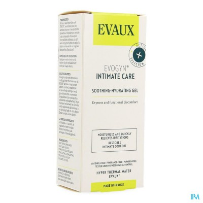Evogyn Intieme Gel Tube 50ml