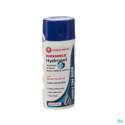 Burnshield Hydrogel 50ml Covarmed