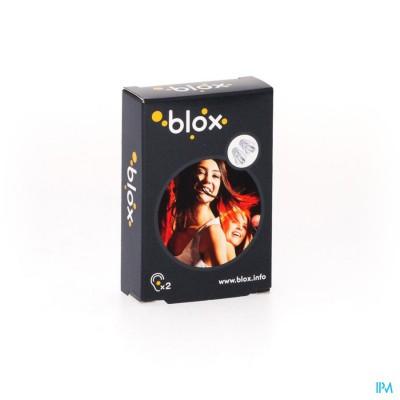 Blox Disco Transparante Oordoppen 1paar Cfr3438488