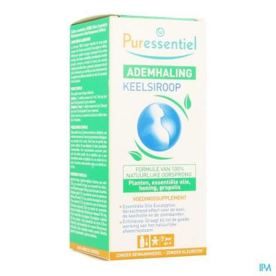 Puressentiel Ademhaling Hoestsiroop 125ml