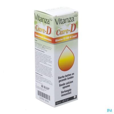 Vitanza Hq Care D Gutt 50ml